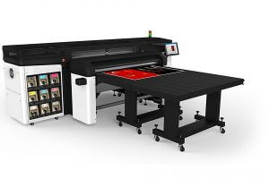 Flatbed printers for signs and banners